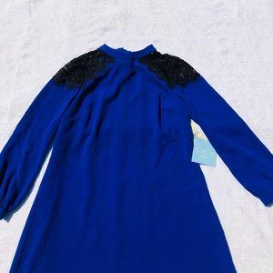CECE By Cynthia Steffe**Blue Dress $138 US 6P